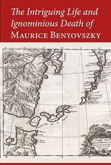 Maurice Benyovszky - the cover - click to view full-size