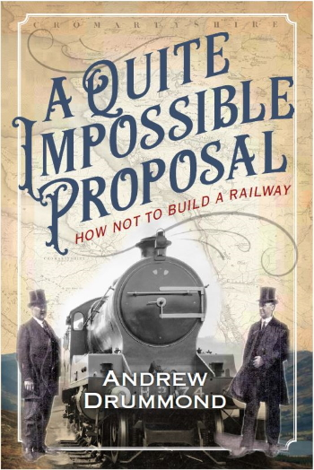 A Quite Impossible Proposal - click here to view the full technicolour cover