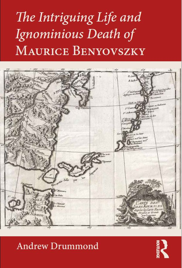 ca0209d2e321e The cover of my new biography of Benyovszky- click to view full-size